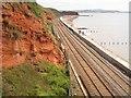 SX9777 : Rebuilt railway at Dawlish (2) by Stephen Craven