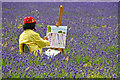 TQ2760 : London : Sutton - Mayfield Lavender Fields by Lewis Clarke