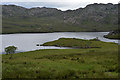 NG8159 : Small peninsula on Loch Diabaigas Airde by Nigel Brown