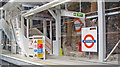 TQ3481 : Whitechapel, London Overground Station, 2010 by Ben Brooksbank