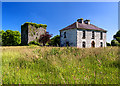 M6518 : Castles of Connacht: Ballybroder, Galway (1) by Mike Searle