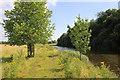 SJ5776 : Footpath beside the Weaver by Jeff Buck