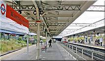 TQ2182 : Willesden Junction ('New') Station by Ben Brooksbank