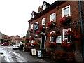 TQ0487 : The Falcon Inn, Denham by Bikeboy