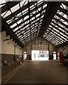 NY0028 : Workington Bus Station. Interior view by Julian Osley