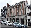 SX8751 : Lloyds Bank, Dartmouth by Jaggery