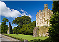 M8062 : Castles of Connacht: Castlecoote, Roscommon (5 of 10) by Mike Searle