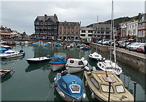 SX8751 : The Quay, Dartmouth by Jaggery