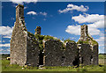 M4682 : Castles of Connacht: Island, Mayo (2) by Mike Searle