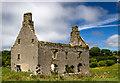 G6639 : Castles of Connacht: Ballincar, Sligo (3) by Mike Searle