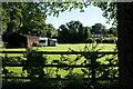 SE8243 : Caravan site at Common Farm by Ian S