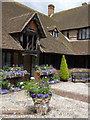SU6491 : God's Place, cloister by Alan Murray-Rust