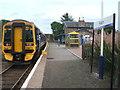 NH8178 : Fearn railway station, Highland by Nigel Thompson