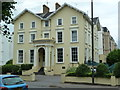 SO9321 : Lansdown Hotel, Cheltenham by Chris Allen