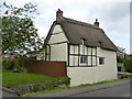 SU6396 : Granny's Cottage, High Street, Chalgrove by Alan Murray-Rust