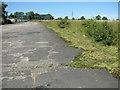 TF6203 : WW2 airfield near Downham Market by Evelyn Simak