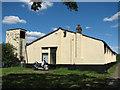 TF6202 : Stonecross Industrial Estate/RAF Downham Market by Evelyn Simak