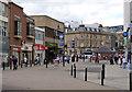 SE3406 : Queen Street, Barnsley by Alan Murray-Rust