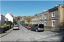 ST4071 : Copse Road, Clevedon by Jaggery