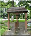 """SP8510 : Weston Turville - St.Mary's - """"Tapsell"""" lychgate by Rob Farrow"""