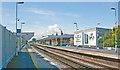 TQ1403 : Worthing Station by Ben Brooksbank