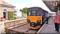 SW5435 : St Erth station by AlastairG