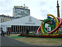 NS5965 : 2014 Commonwealth Games Superstore by Thomas Nugent