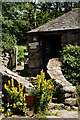 NY1701 : Eskdale Mill, Boot, Cumbria by Peter Trimming