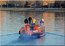 ST5772 : Bristol boats 43 by Anthony O'Neil