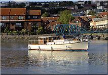 ST5772 : Bristol boats 45 by Anthony O'Neil