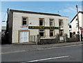 SS9079 : Bridgend Athletic RFC, Ewenny Road, Bridgend by Jaggery