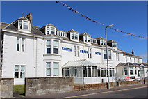 NS3230 : South Beach Hotel, South Beach, Troon by Leslie Barrie