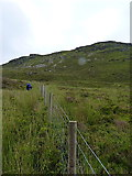 SH8141 : The upper part of Arenig Fach by Richard Law