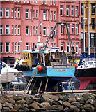 J5082 : The 'Janearl' at Bangor by Rossographer