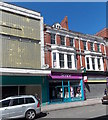 ST3187 : Scope charity shop in Newport city centre by Jaggery