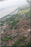 TA0322 : Barton-upon-Humber and the south bank: aerial 2014 by Chris