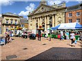 SP4540 : Market Place and Former Corn Exchange, Banbury by David Dixon