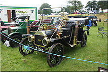 NO3847 : Model T Ford at the Scottish Transport Extravaganza, at Glamis Castle by Mike Pennington