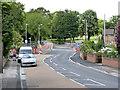 SK5136 : Cator Lane by Alan Murray-Rust