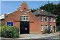 TM2935 : Felixstowe Drill Hall by Tim Marchant