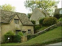 SP1106 : Cottages on Arlington Row Bibury by Paul Best