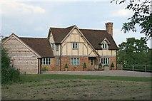 TQ2151 : Stonecrop, Rectory Green by Hugh Craddock