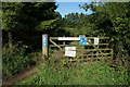 SE6853 : Cycle route to Dunnington by Ian S