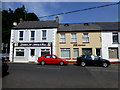 C2502 : Fiona's Hair Salon / IFAC Accountants, Raphoe by Kenneth  Allen