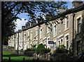 SD6921 : Darwen - terrace up Radford Street by Dave Bevis