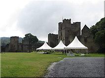 SO5074 : Ludlow Castle by Gareth James