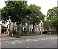 ST1776 : Sophia House, Cathedral Road, Cardiff by Jaggery