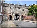 SU4829 : St Swithun-upon-Kingsgate by David Dixon