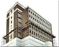 J3372 : Former library, Queen's University, Belfast - July 2014(2) by Albert Bridge
