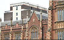 J3372 : Former library, Queen's University, Belfast - July 2014(4) by Albert Bridge